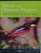 picture of birds of taman negara book by morten strange