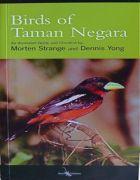 picture of birds of taman negara book by morten strange