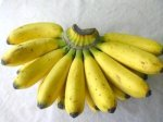 picture of banana (pisang berangan)