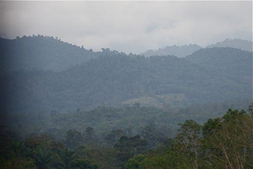 mountains of Malaysia