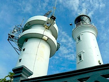tanjung tuan lighthouse picture